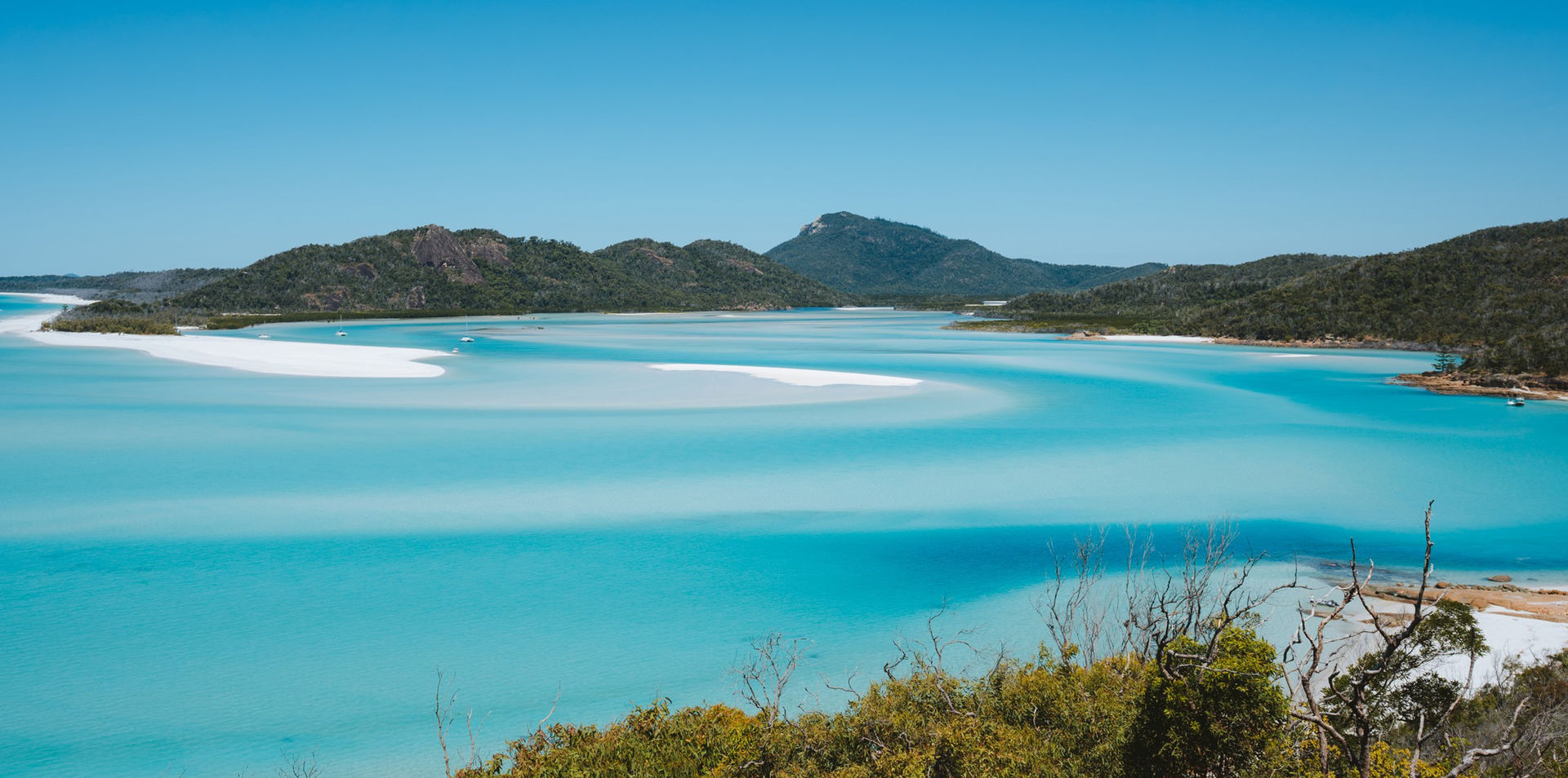 Whitsunday Island Heaven