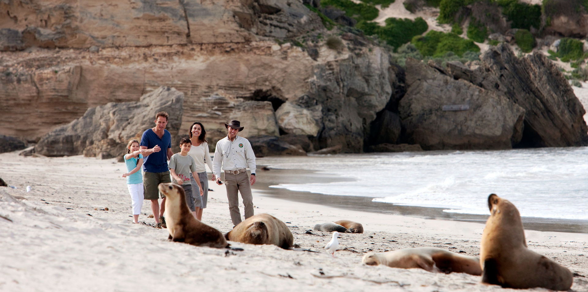 Kangaroo Island Escape